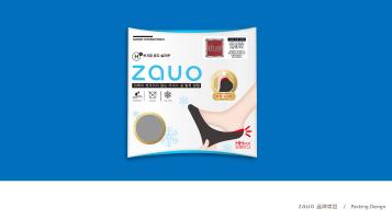 ZAUO高端女袜包装设计