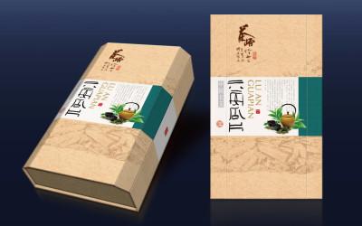 茶叶设计案例