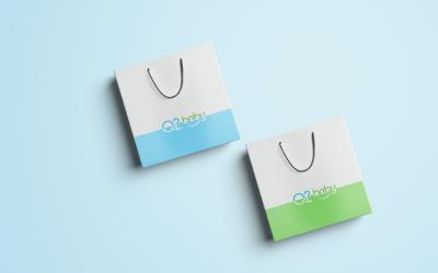 Q2 baby LOGO设计