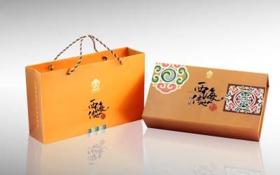 青藏高原有机食品包装