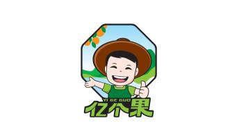 億個果品牌LOGO設計
