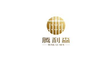 騰利森品牌LOGO設計