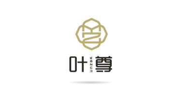 葉尊家具品牌LOGO設計