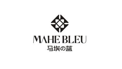 馬埃の藍品牌LOGO設計