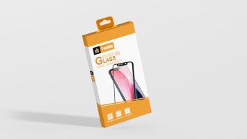 T-noble手機膜包裝設計