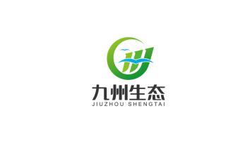 九州生态品牌LOGO设计