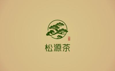 松源茶 视觉设计