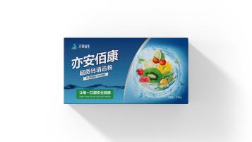 亦安佰康品牌包裝設計
