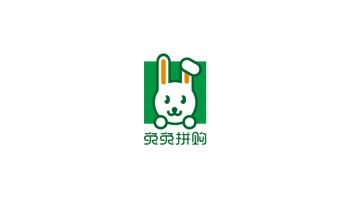 兔巴兔品牌LOGO设计