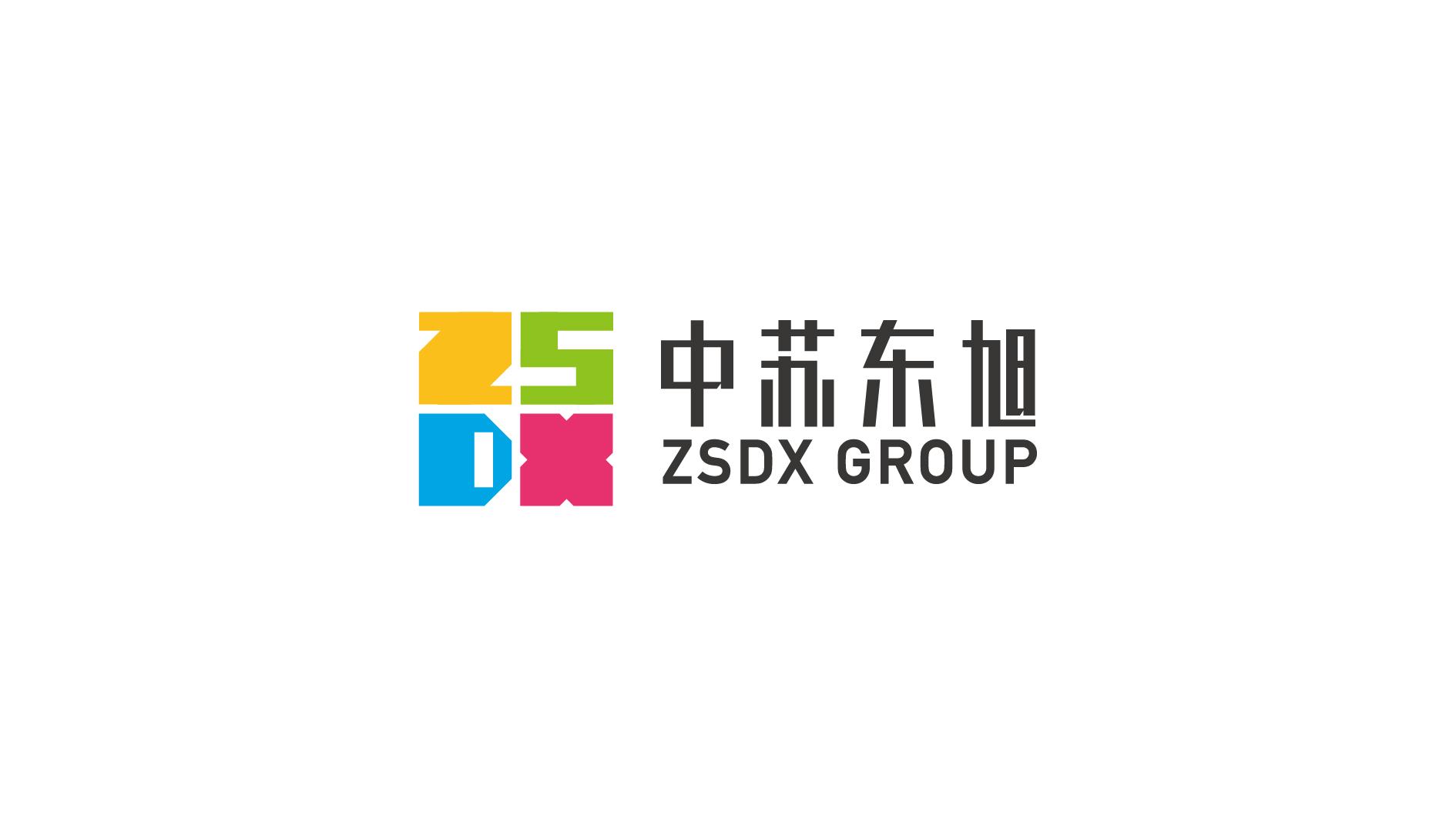 中苏东旭公司LOGO设计