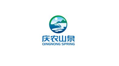 庆农山泉品牌LOGO万博手机官网