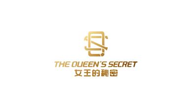 女王的秘密品牌LOGO設計