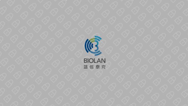 蓝信泰克品牌LOGO万博手机官网入围方案4