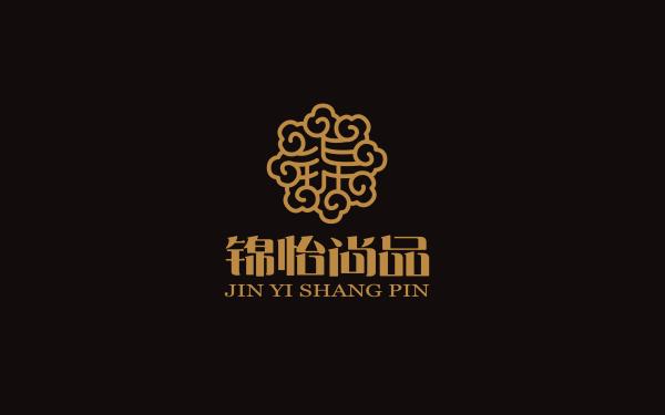 锦怡尚品logo设计