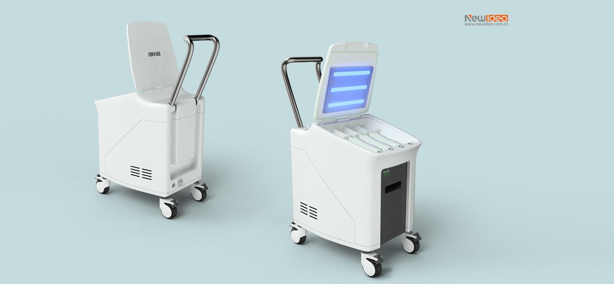 医疗产品白叟病房口腔护理设备设计