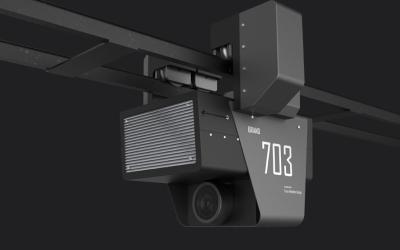 工业产品设计-轨道巡检机器人设...