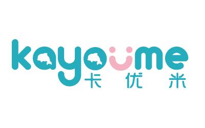 卡优米logo设计