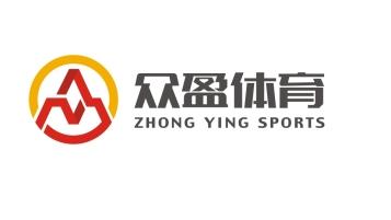 眾盈體育品牌LOGO設計