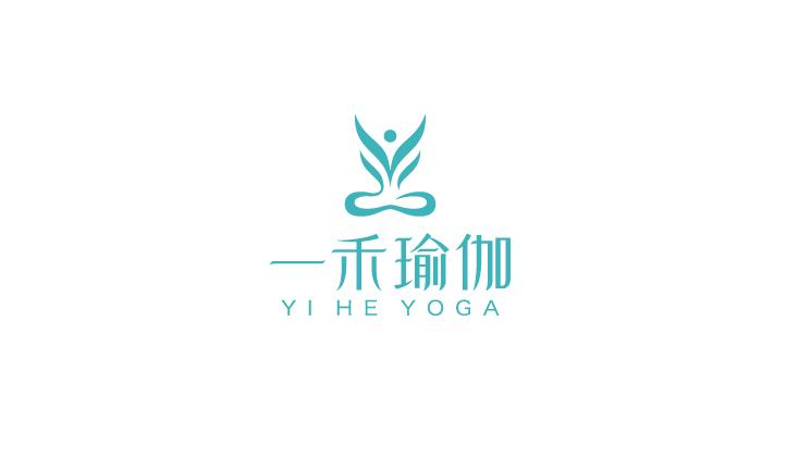 一禾瑜伽品牌LOGO万博手机官网