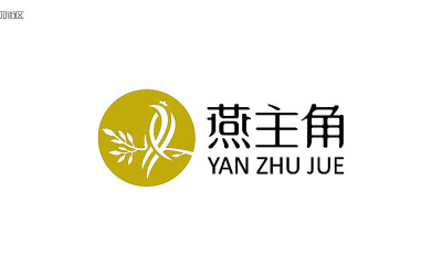 燕主角logo设计