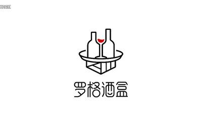 罗格酒盒logo
