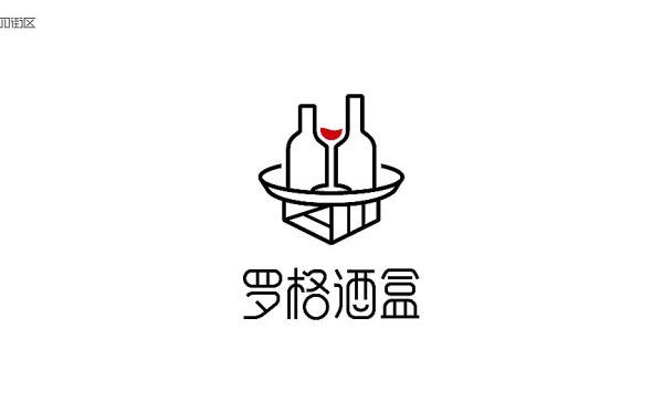 羅格酒盒logo