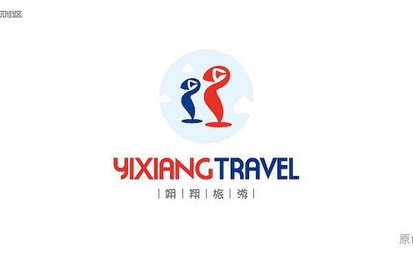 翊翔旅游logo