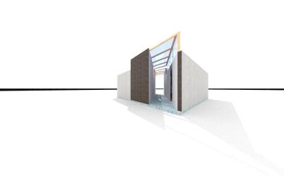 公厕效果图展示