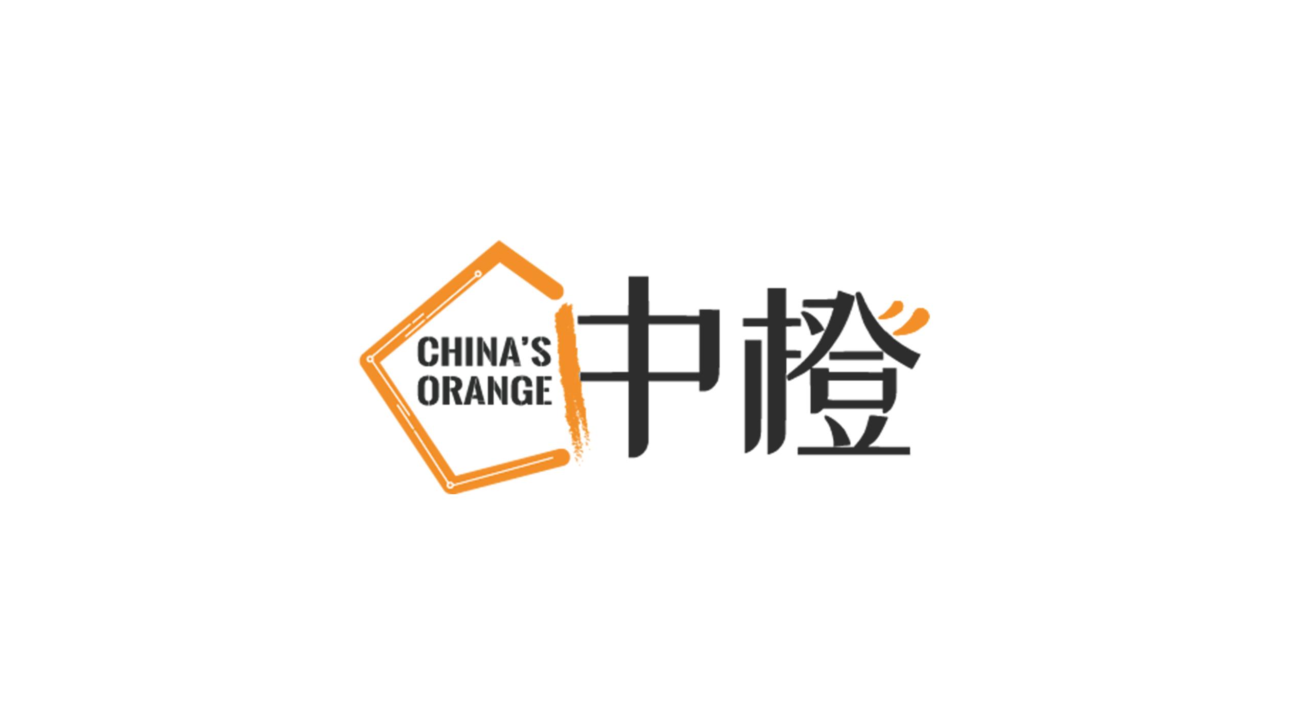 中橙公司LOGO设计