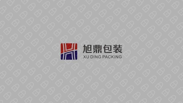 旭鼎包装品牌LOGO设计入围方案4