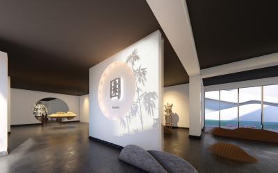 宁波园林博物馆展示空间设计
