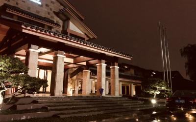 杭州金溪山庄度假酒店导视系统