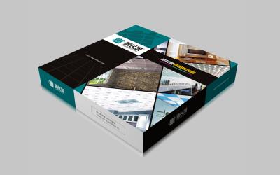 建材吊顶产品包装展示盒