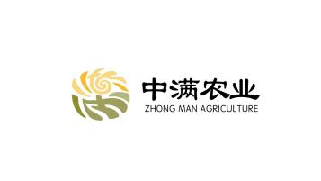 中滿農業品牌LOGO設計