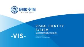 思瞰空间科技公司VI设计