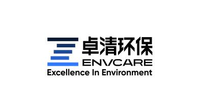 卓清環保公司LOGO設計