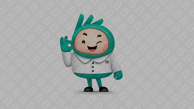 Giob公司吉祥物设计入围方案4