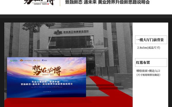北京慈铭健康中国活动物料