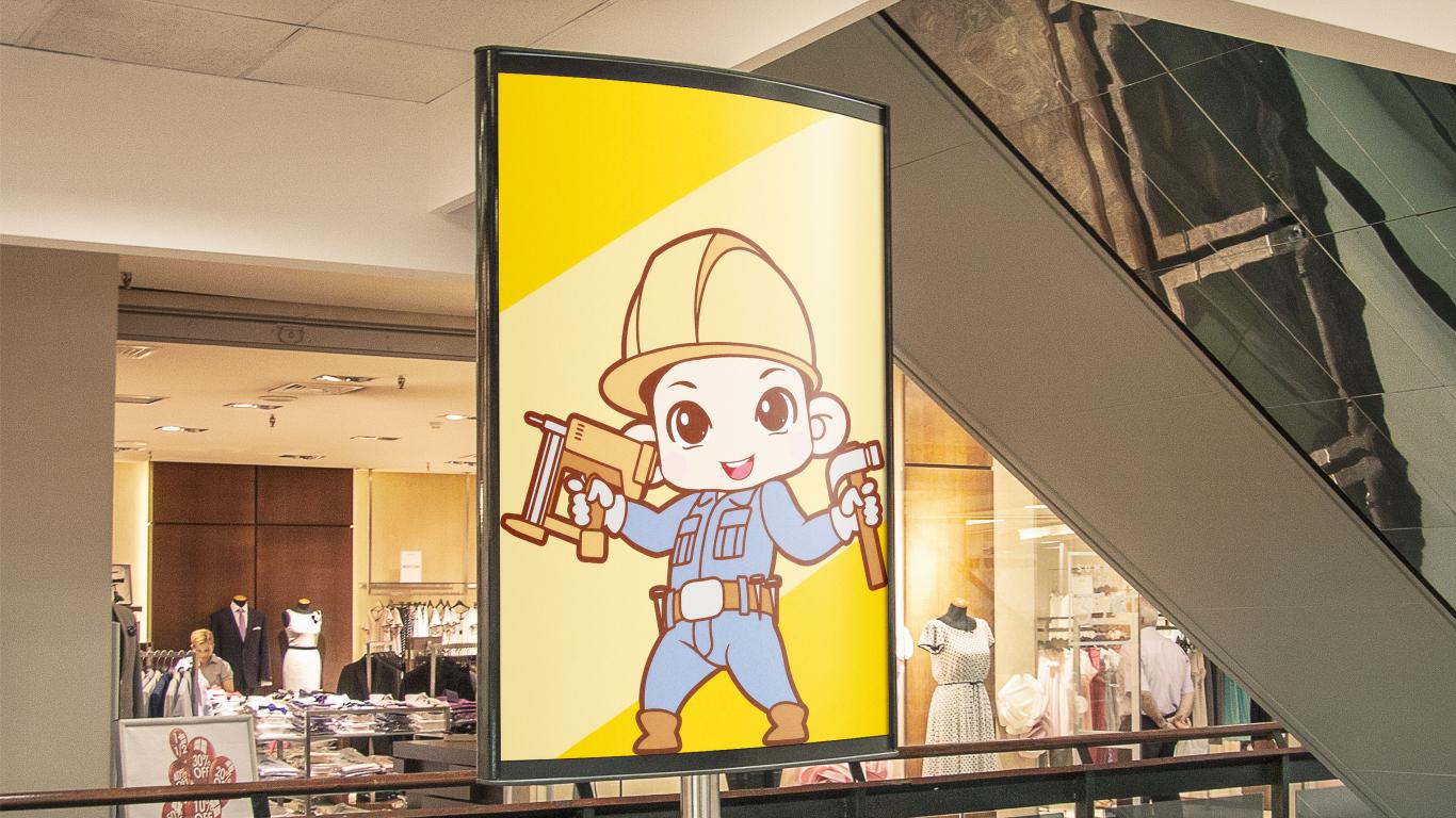金锐迪金属公司吉祥物设计中标图12