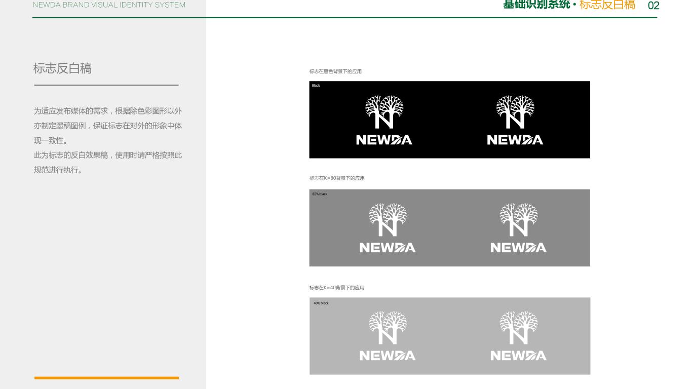 新达品牌VI设计中标图2