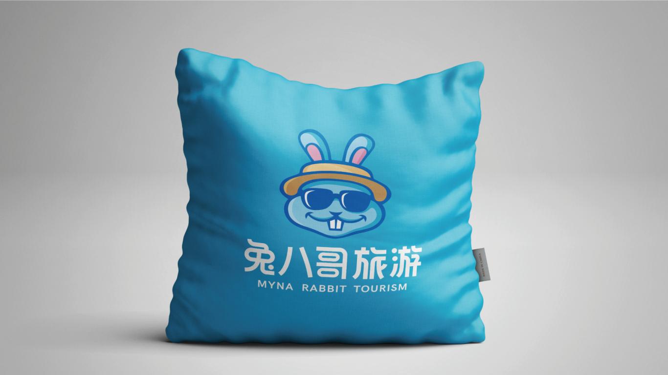 兔八哥旅游品牌LOGO设计中标图3