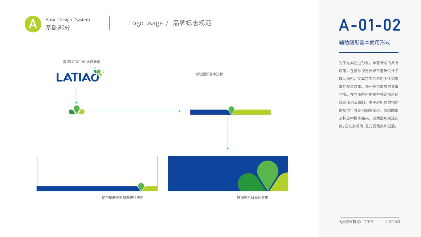拉缇奥品牌VI设计中标图3