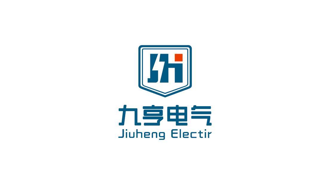九亨电气公司LOGO设计