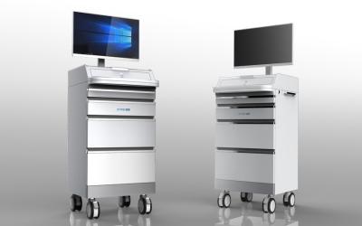 深圳医疗产品设计,护士台车设计...
