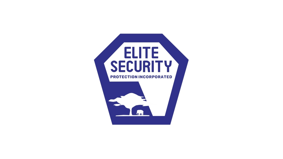 ELITE SECURITY公司LOGO设计