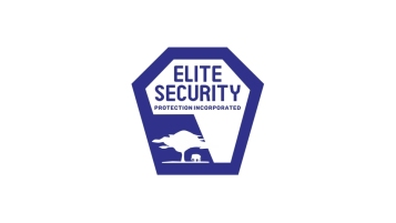ELITE SECURITY公司LOGO設計