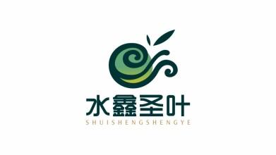 水鑫茶艺公司LOGO设计
