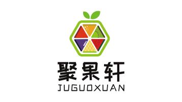 聚果軒品牌LOGO設計