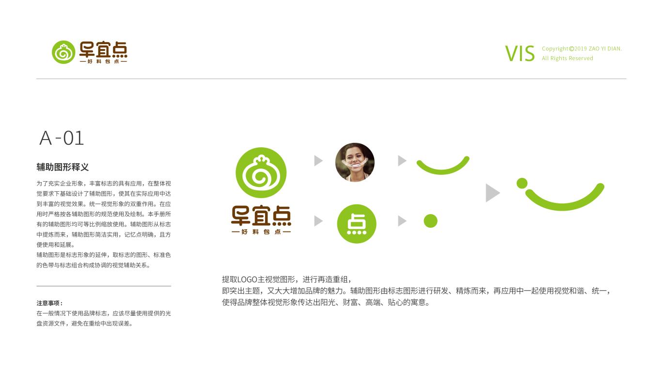早宜点品牌VI设计中标图2
