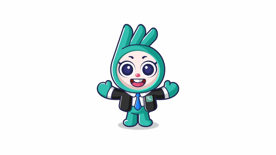 Giob公司吉祥物设计